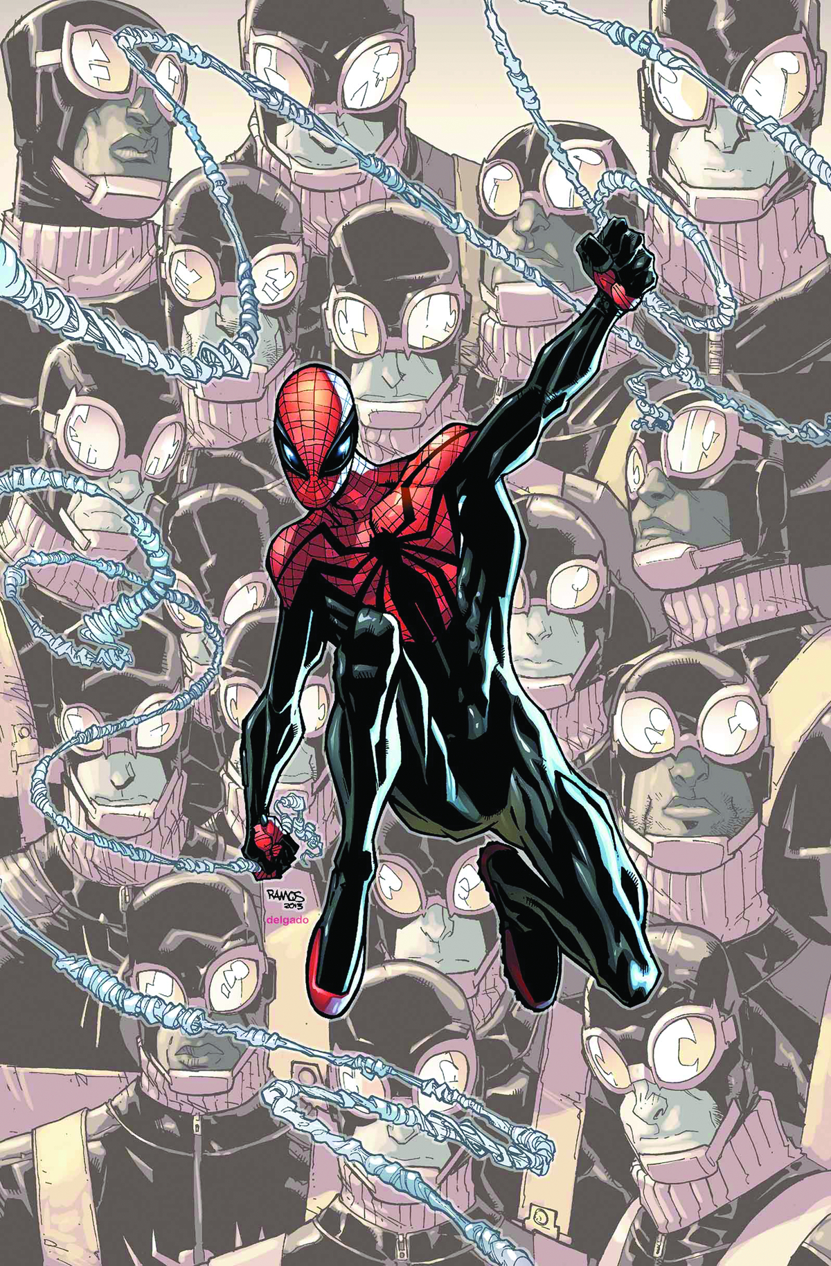 SUPERIOR SPIDER-MAN #14 NOW