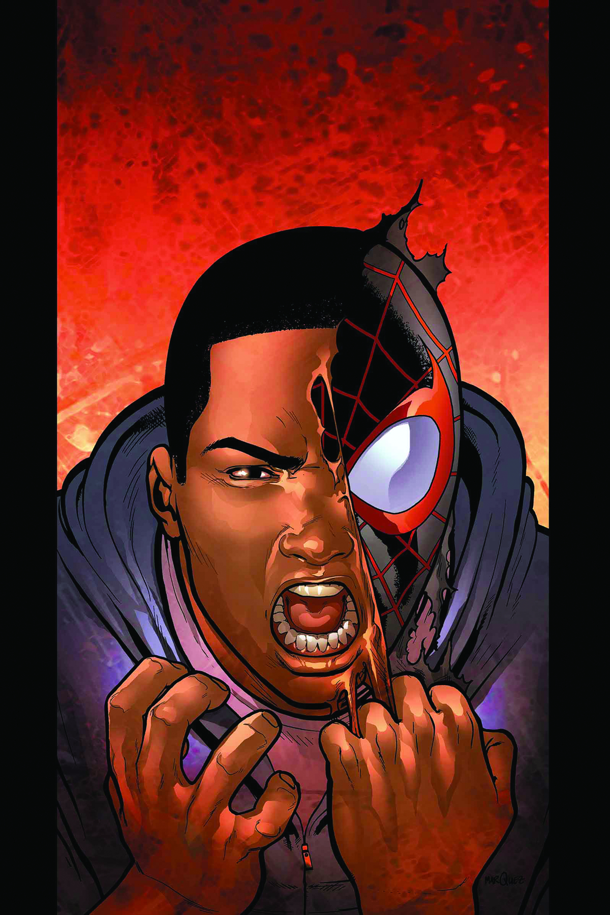 ULTIMATE COMICS SPIDER-MAN #25