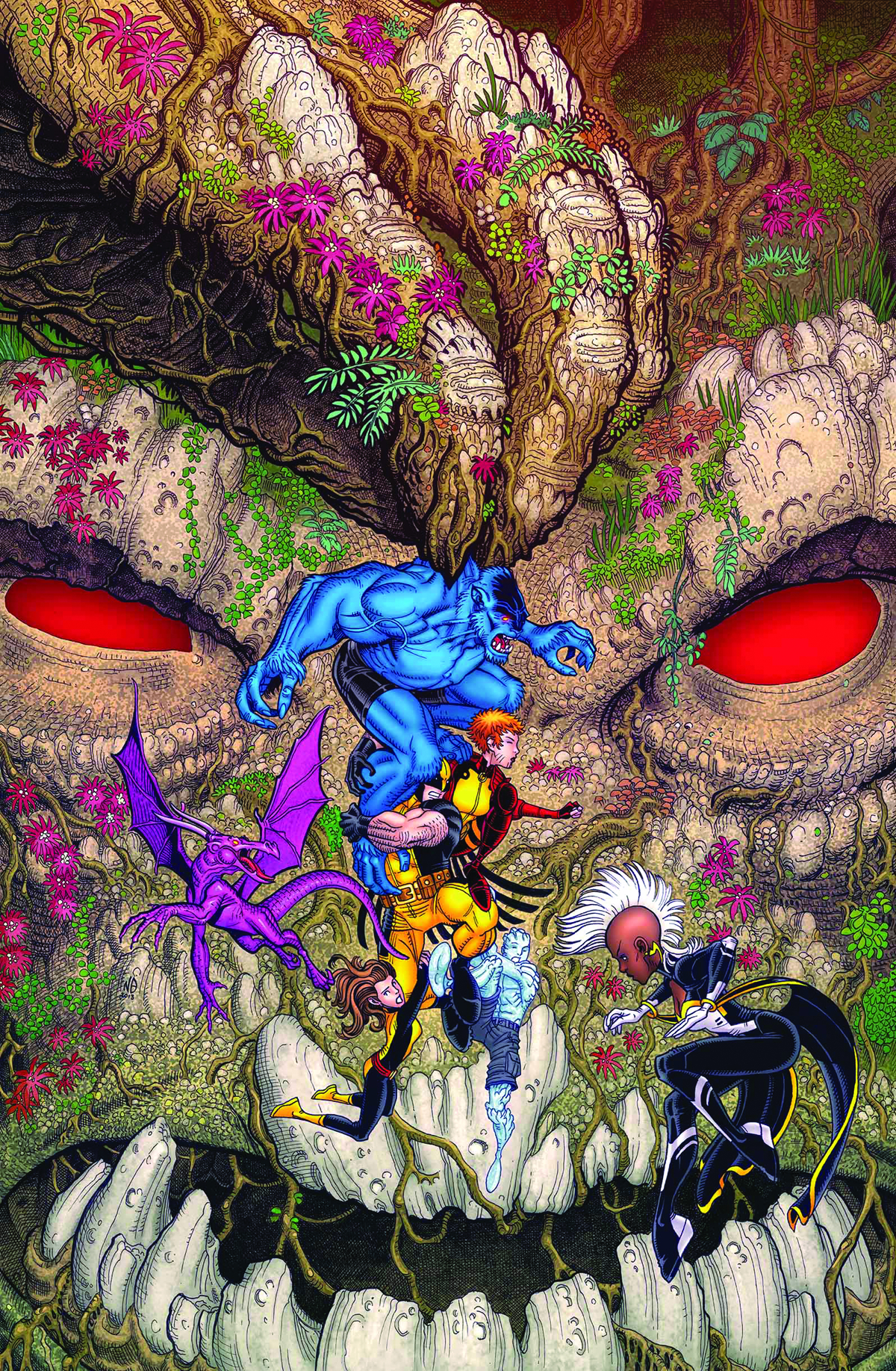 WOLVERINE AND X-MEN #33