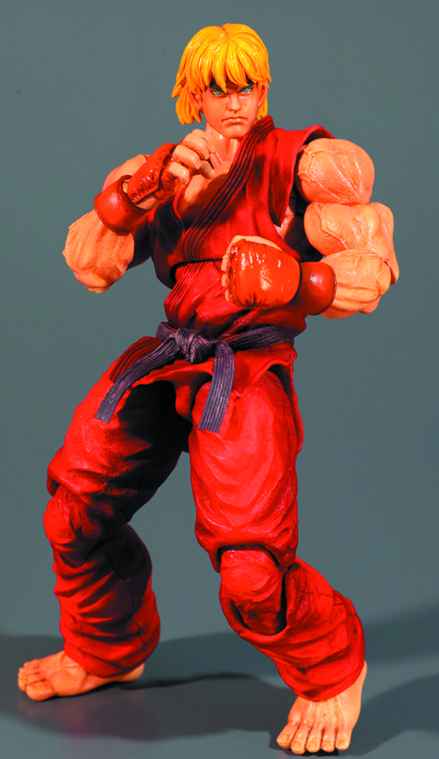 SUPER STREET FIGHTER IV PLAY ARTS KAI KEN AF