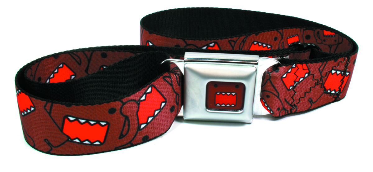 DOMO COLLAGE SEATBELT BELT