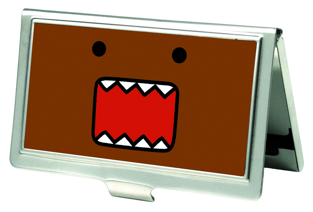 DOMO FACE BUSINESS CARD HOLDER