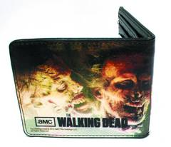 WALKING DEAD FISH TANK BI-FOLD WALLET