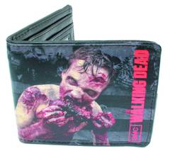 WALKING DEAD ZOMBIE EATING BI-FOLD WALLET
