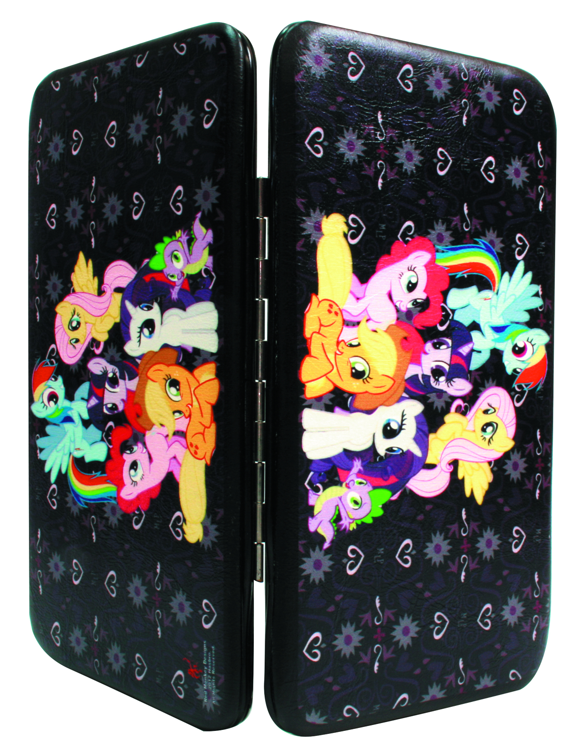 MY LITTLE PONY BRONY HINGE WALLET