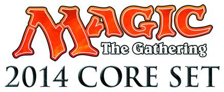 MTG TCG 2014 CORE SET BOOSTER DIS