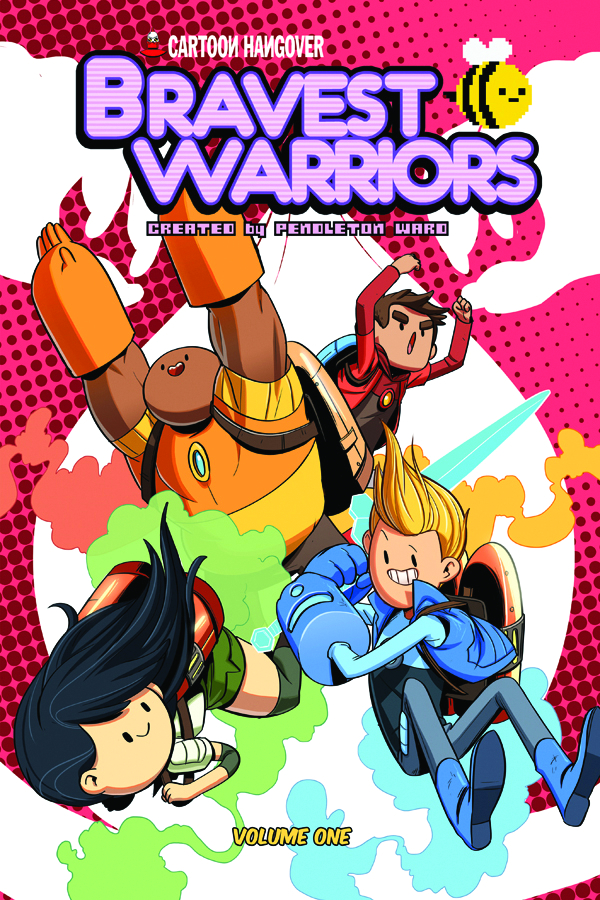 BRAVEST WARRIORS TP VOL 01