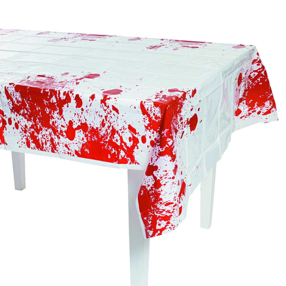 ZOMBIE PARTY PLASTIC ZOMBIE PARTY TABLE