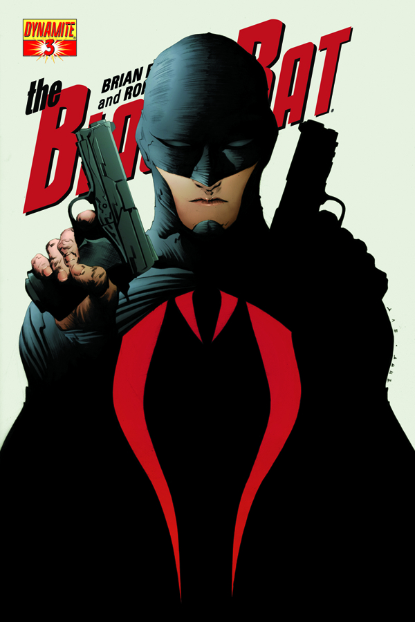 BLACK BAT #3 CVR A LEE