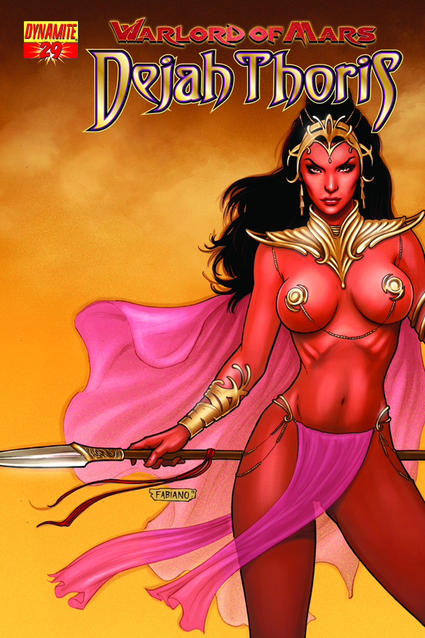 WARLORD OF MARS DEJAH THORIS #29