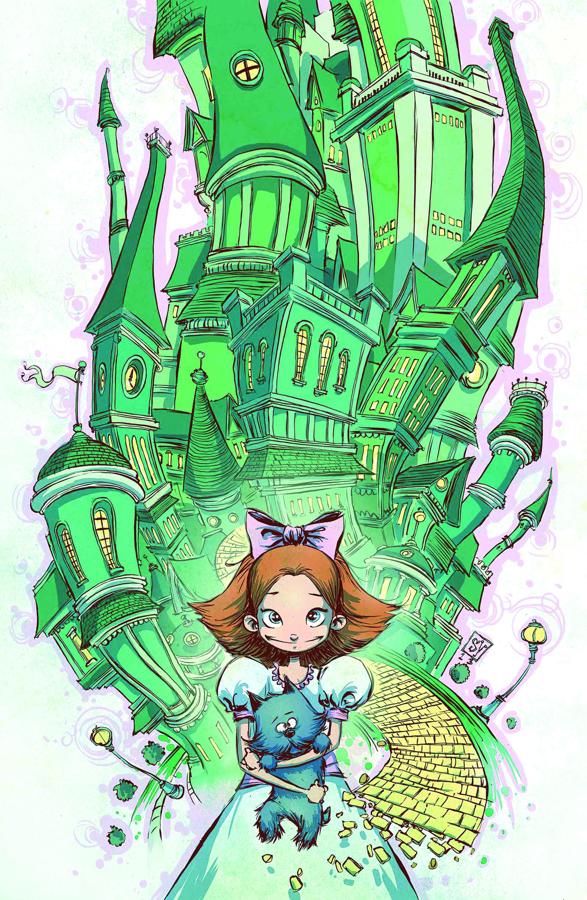 EMERALD CITY OF OZ #1