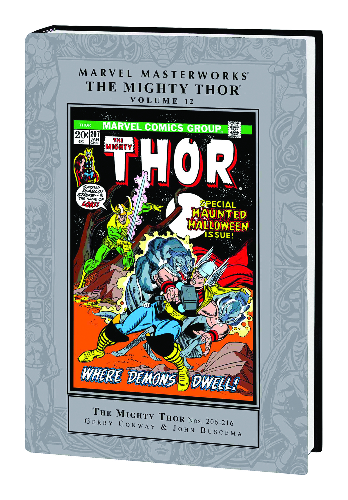 MMW MIGHTY THOR HC VOL 12