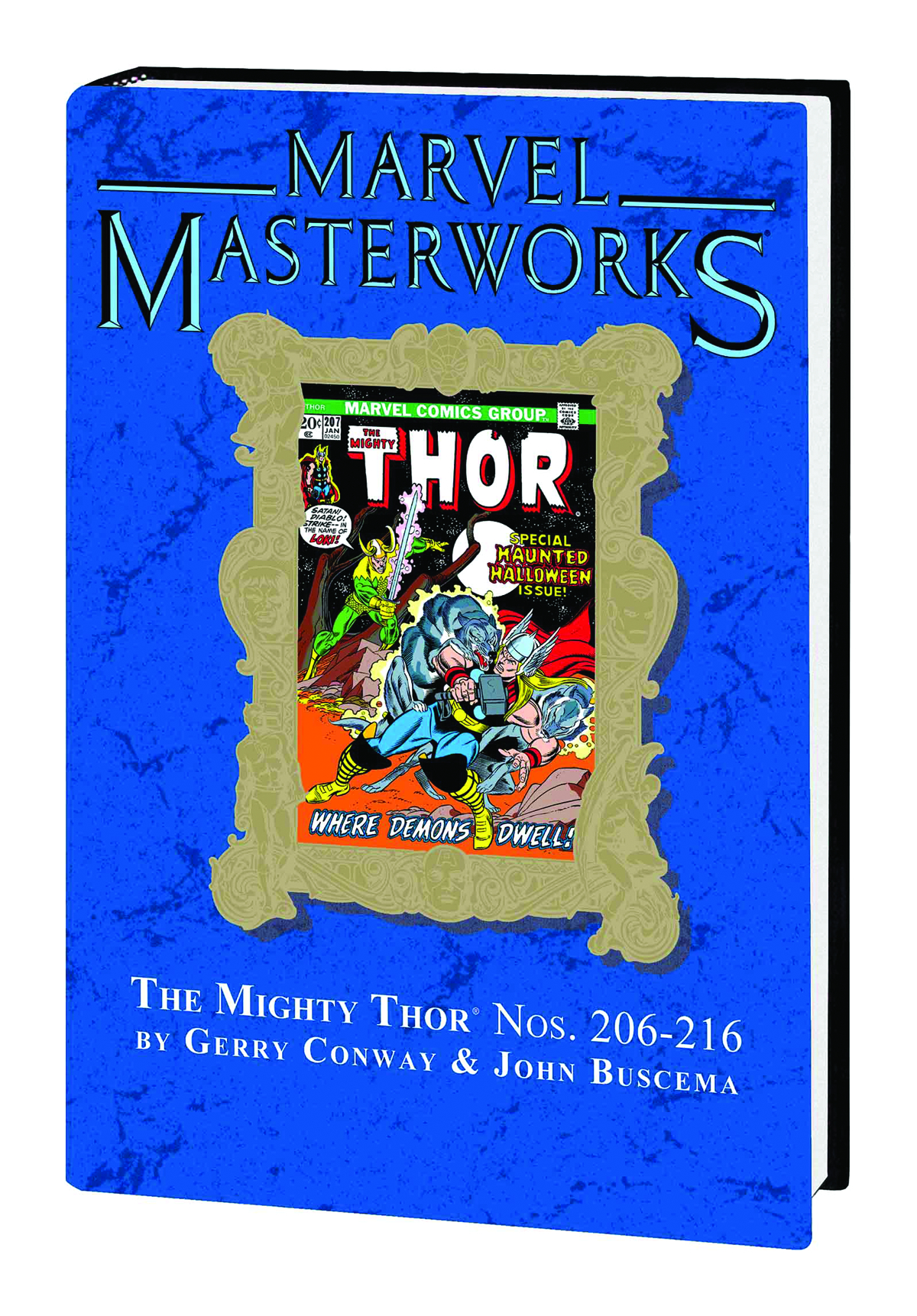 MMW MIGHTY THOR HC VOL 12 DM VAR ED 199