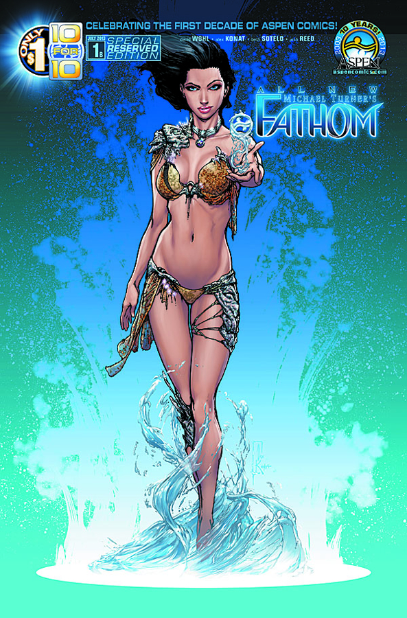 ALL NEW FATHOM #1