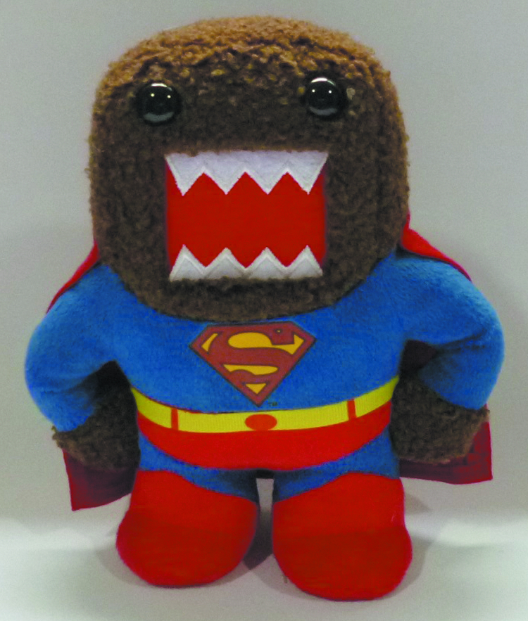 DOMO SUPERMAN 9IN PLUSH