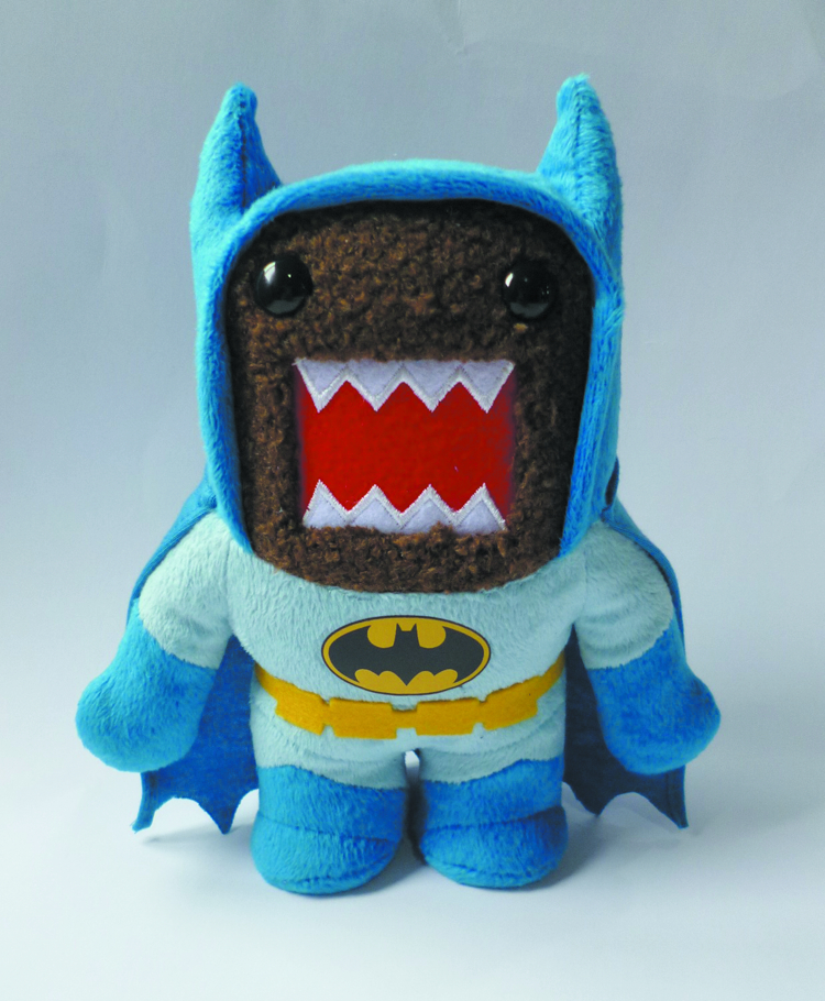 DOMO BATMAN BLUE 9IN PLUSH