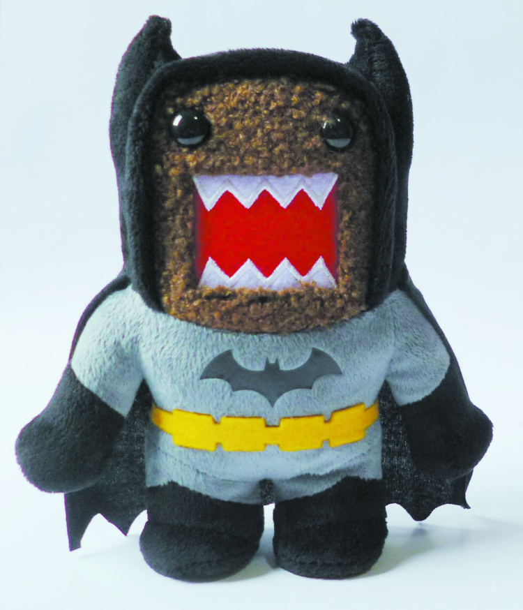 DOMO BATMAN BLACK 6IN PLUSH