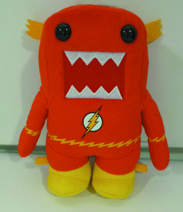 DOMO FLASH 6IN PLUSH