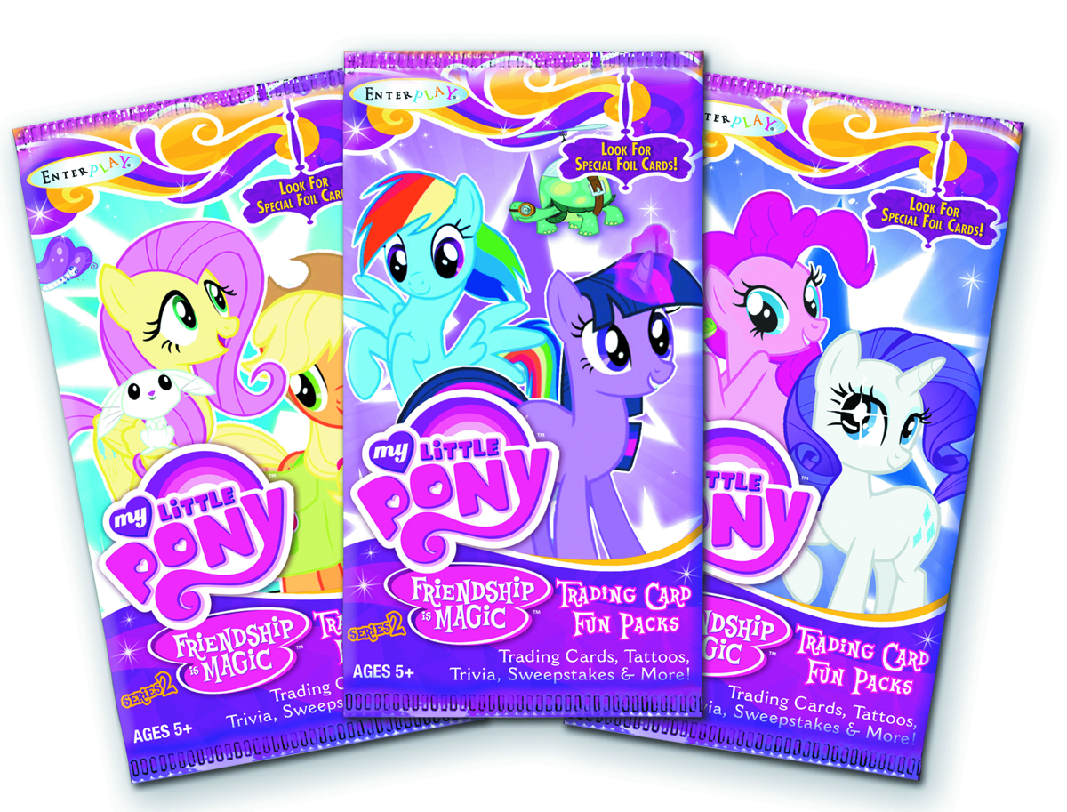 MY LITTLE PONY SERIES T/C FUN PAK