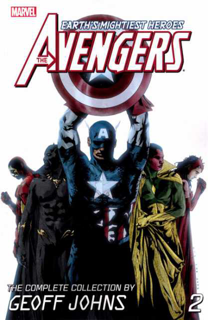 AVENGERS COMPLETE COLL BY GEOFF JOHNS TP VOL 02