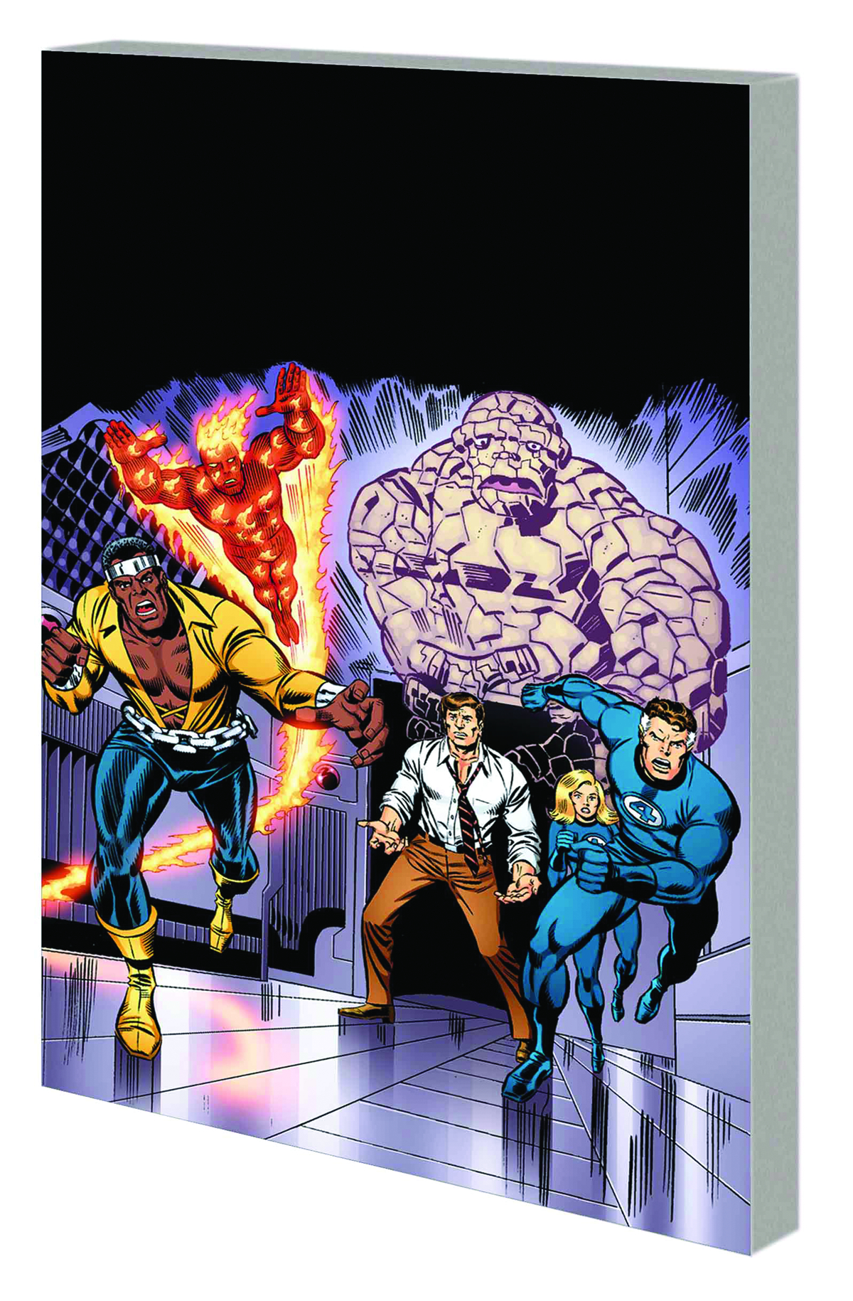 FANTASTIC FOUR TP CRUSADERS AND TITANS