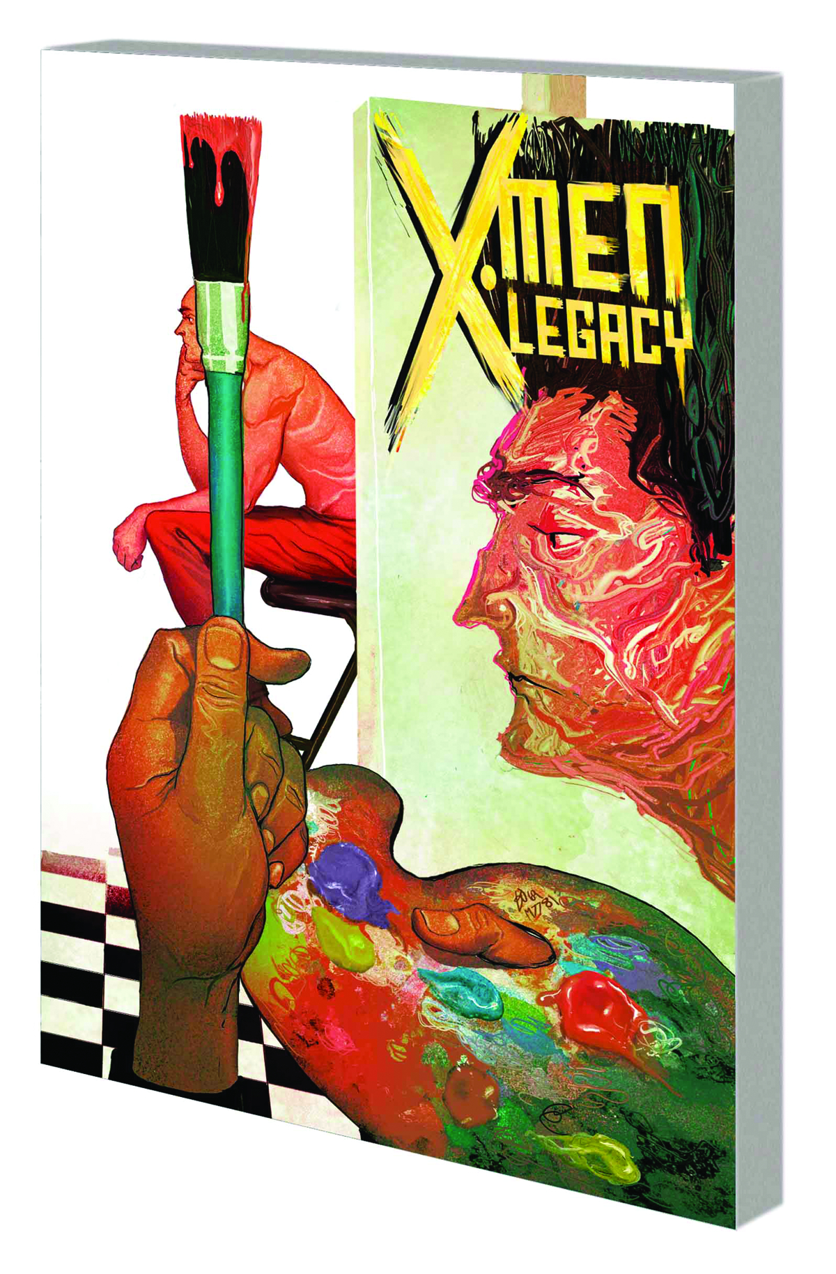 X-MEN LEGACY TP VOL 02 INVASIVE EXOTICS