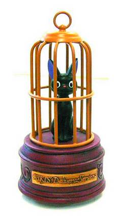 KIKIS DELIVERY SERVICE JIJI MUSIC BOX