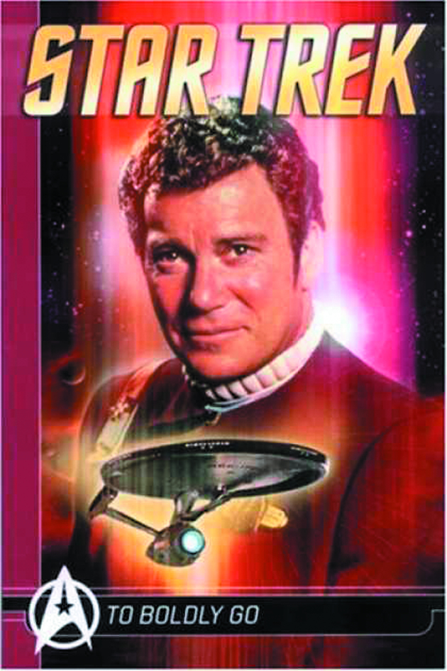 STAR TREK COMICS CLASSICS TP VOL 01 TO BOLDLY GO NEW PTG