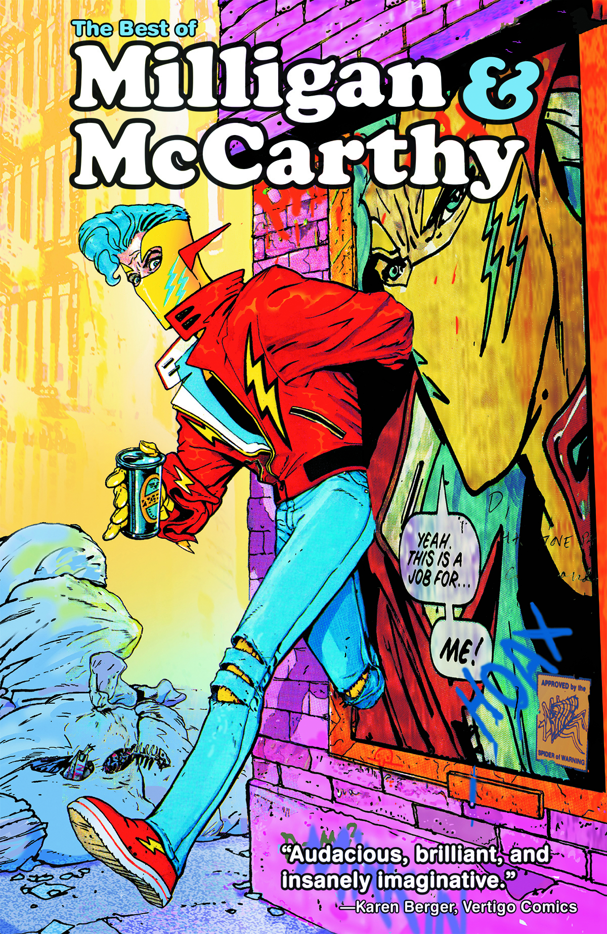 BEST OF MILLIGAN & MCCARTHY HC (MAY130032)