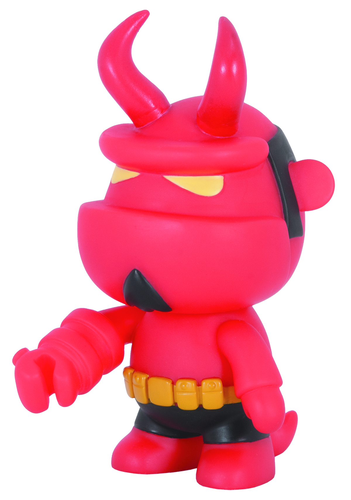 HELLBOY 5 INCH MINI QEE HELLBOY WITH HORNS