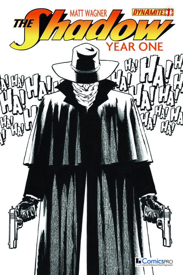 DF SHADOW YEAR ONE #1 COMICSPRO EXC