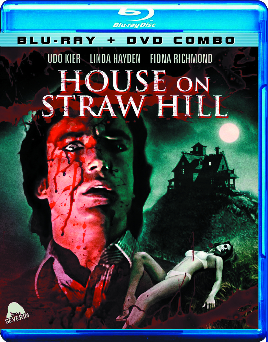 HOUSE ON STRAW HILL BD + DVD