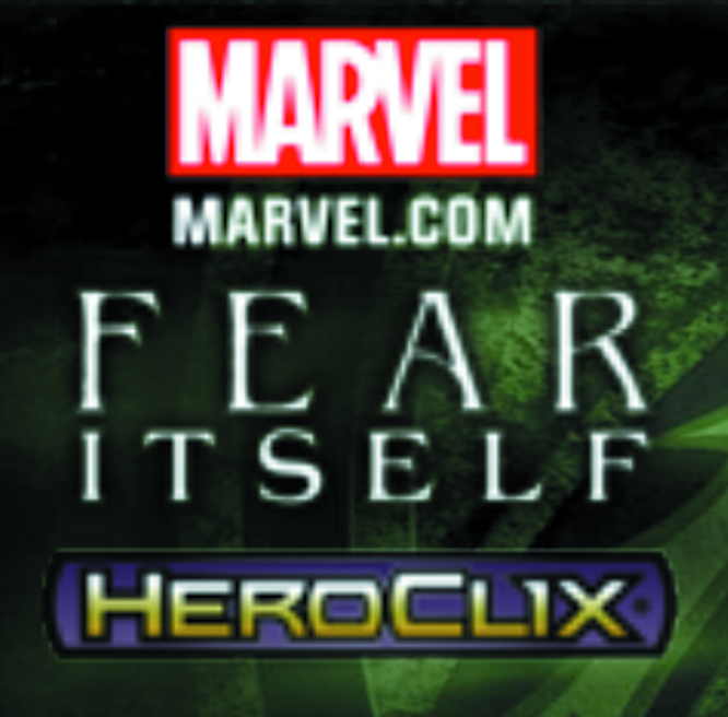 MARVEL HEROCLIX FEAR ITSELF MONTH 2 OP KIT