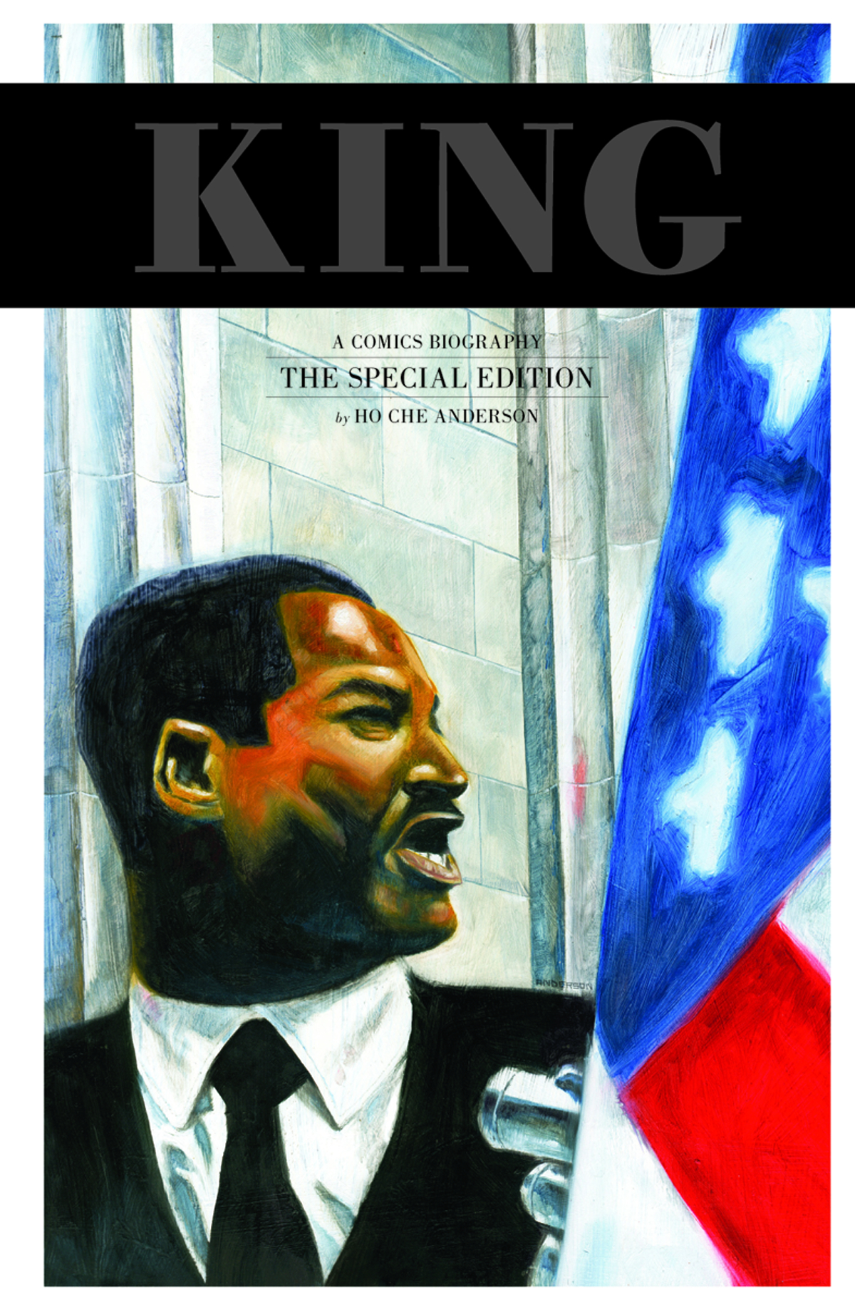 KING SPECIAL EDITION HC