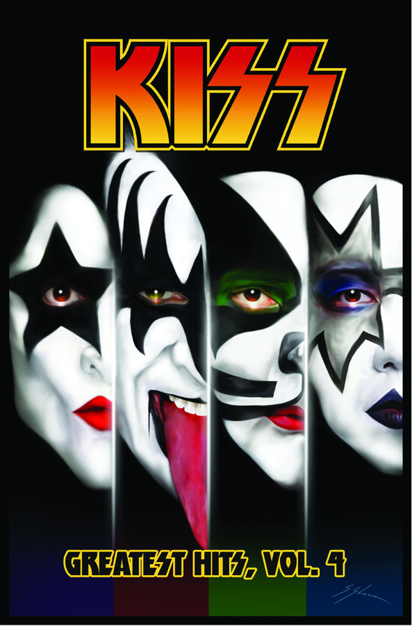 KISS GREATEST HITS TP VOL 04