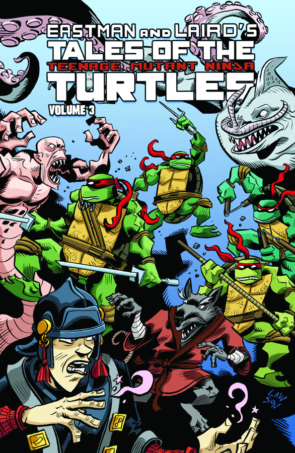 TALES OF TMNT TP VOL 03