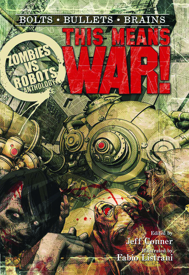 ZOMBIES VS ROBOTS THIS MEANS WAR MMPB