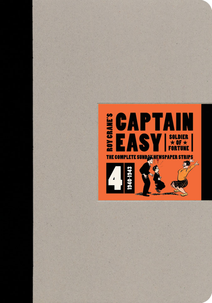 CAPTAIN EASY HC VOL 04 SOLDIER OF FORTUNE