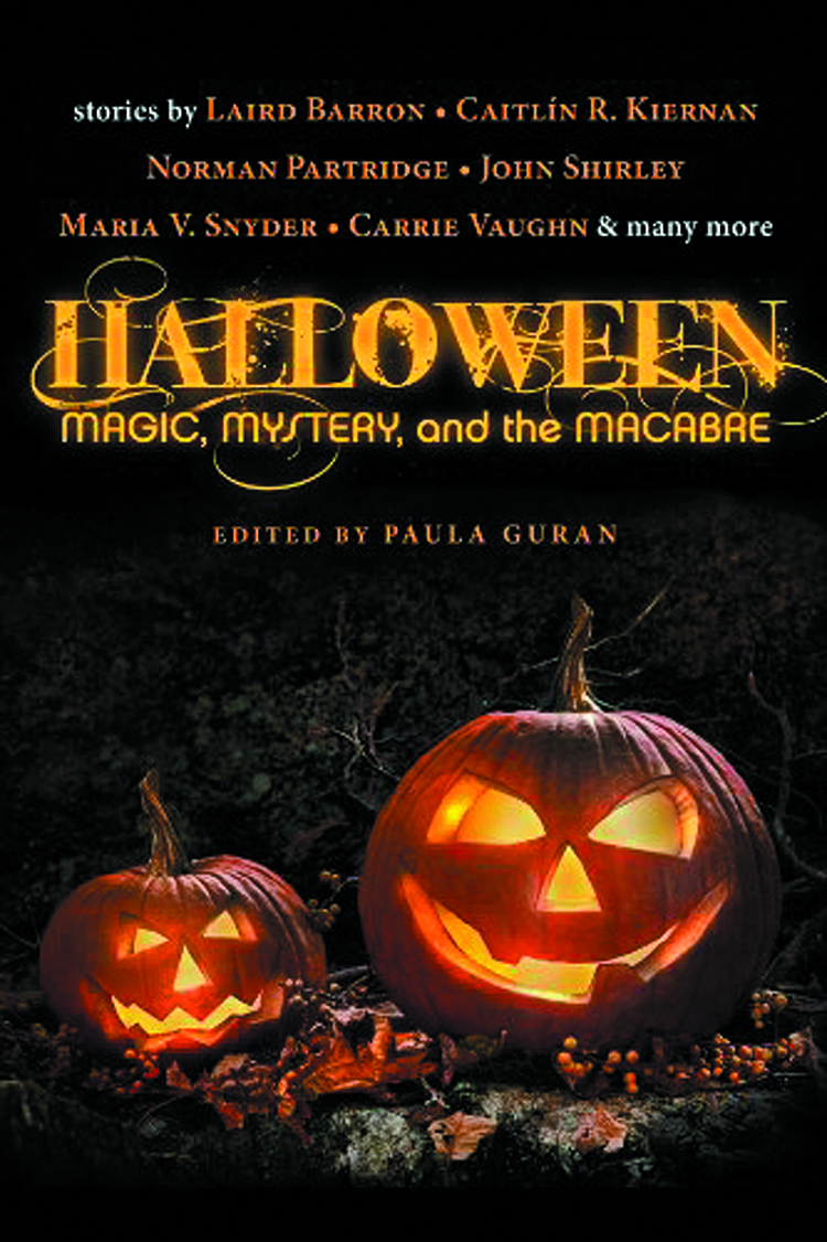 HALLOWEEN MAGIC MYSTERY & THE MACABRE SC