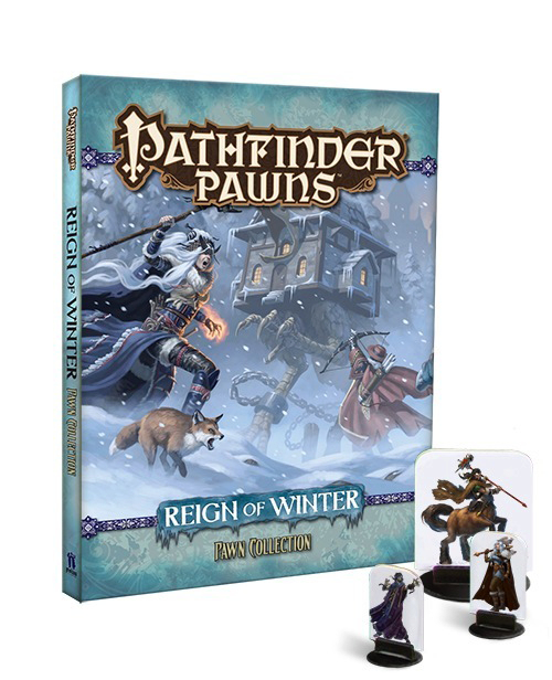PATHFINDER PAWNS REIGN OF WINTER ADV PATH