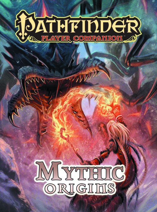 PATHFINDER PLAYER COMPANION MYTHIC ORIGINS