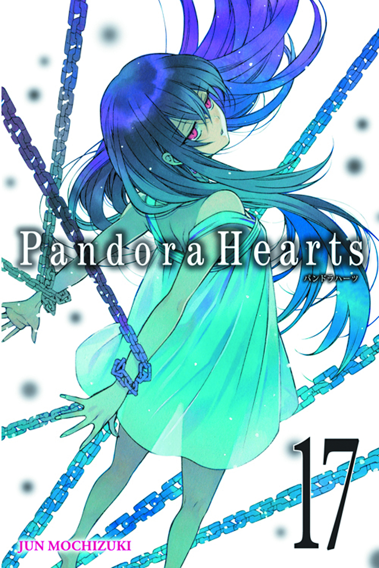 (USE SEP148356) PANDORA HEARTS GN VOL 17