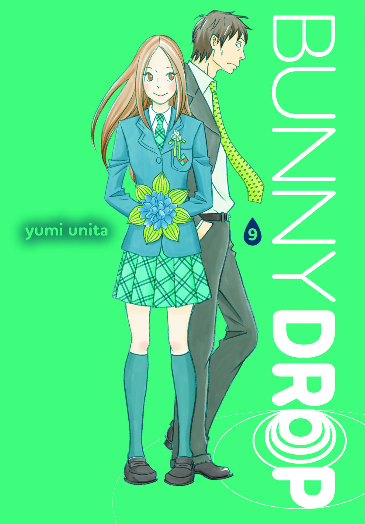 (USE APR179075) BUNNY DROP GN VOL 09