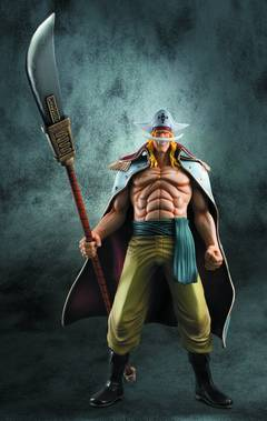 ONE PIECE POP EDWARD NEWGATE EX MODEL PVC FIG VER 0