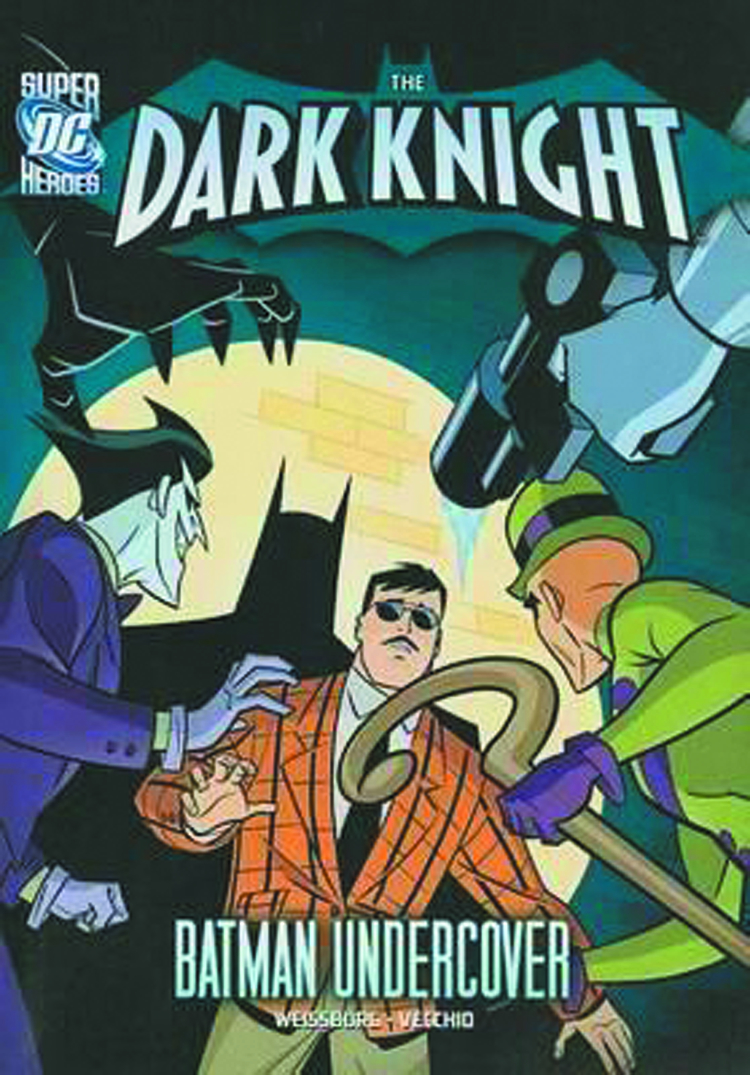 DC SUPER HEROES DARK KNIGHT YR TP BATMAN UNDERCOVER