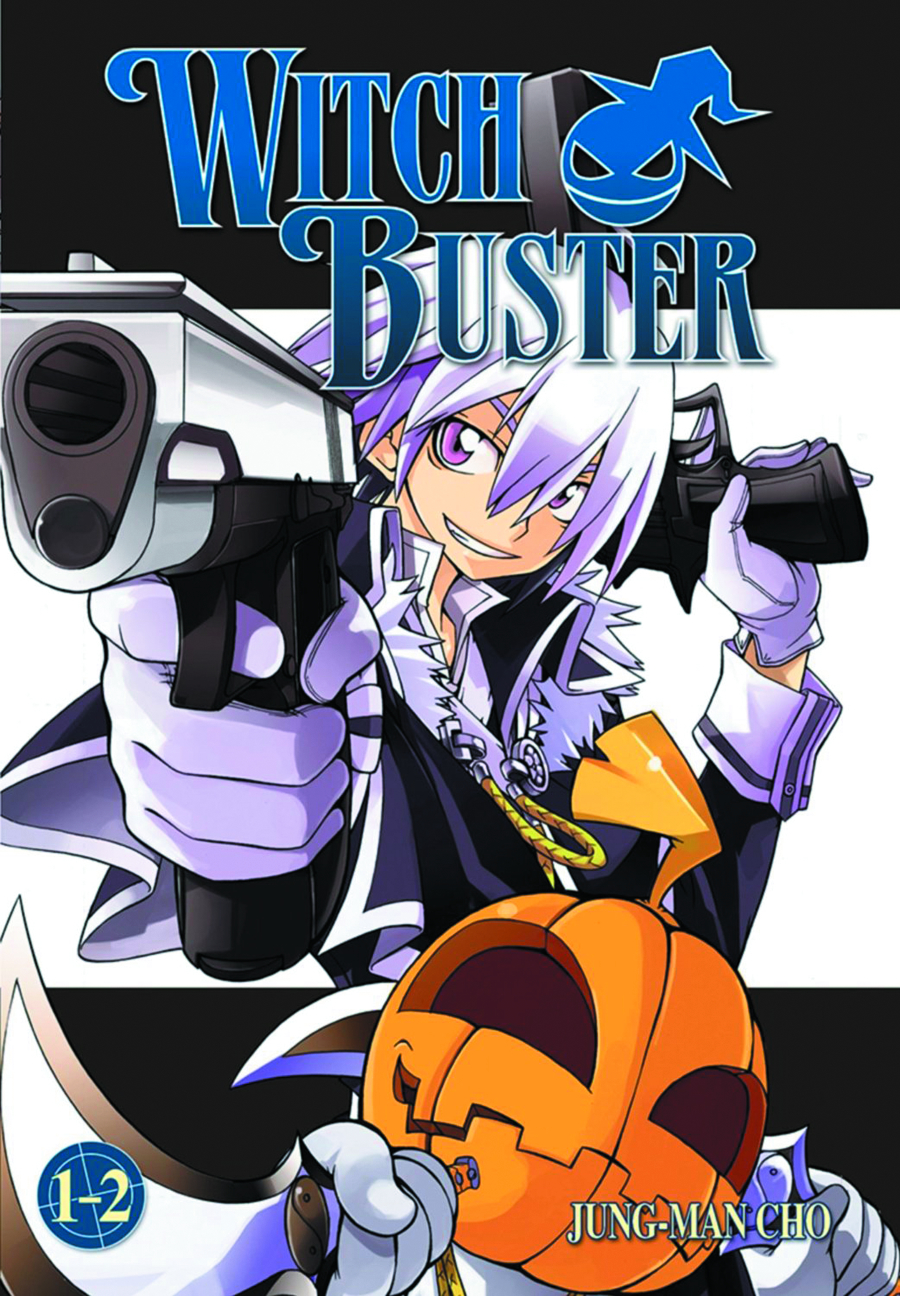 WITCH BUSTER TP VOL 01 BOOKS 1 & 2