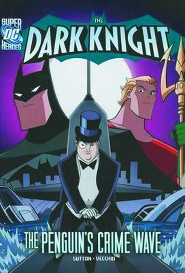 DC SUPER HEROES DARK KNIGHT YR TP BATMAN VS PENGUIN