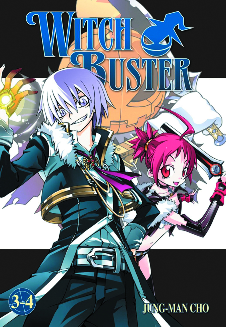 WITCH BUSTER TP VOL 02 BOOKS 3 & 4