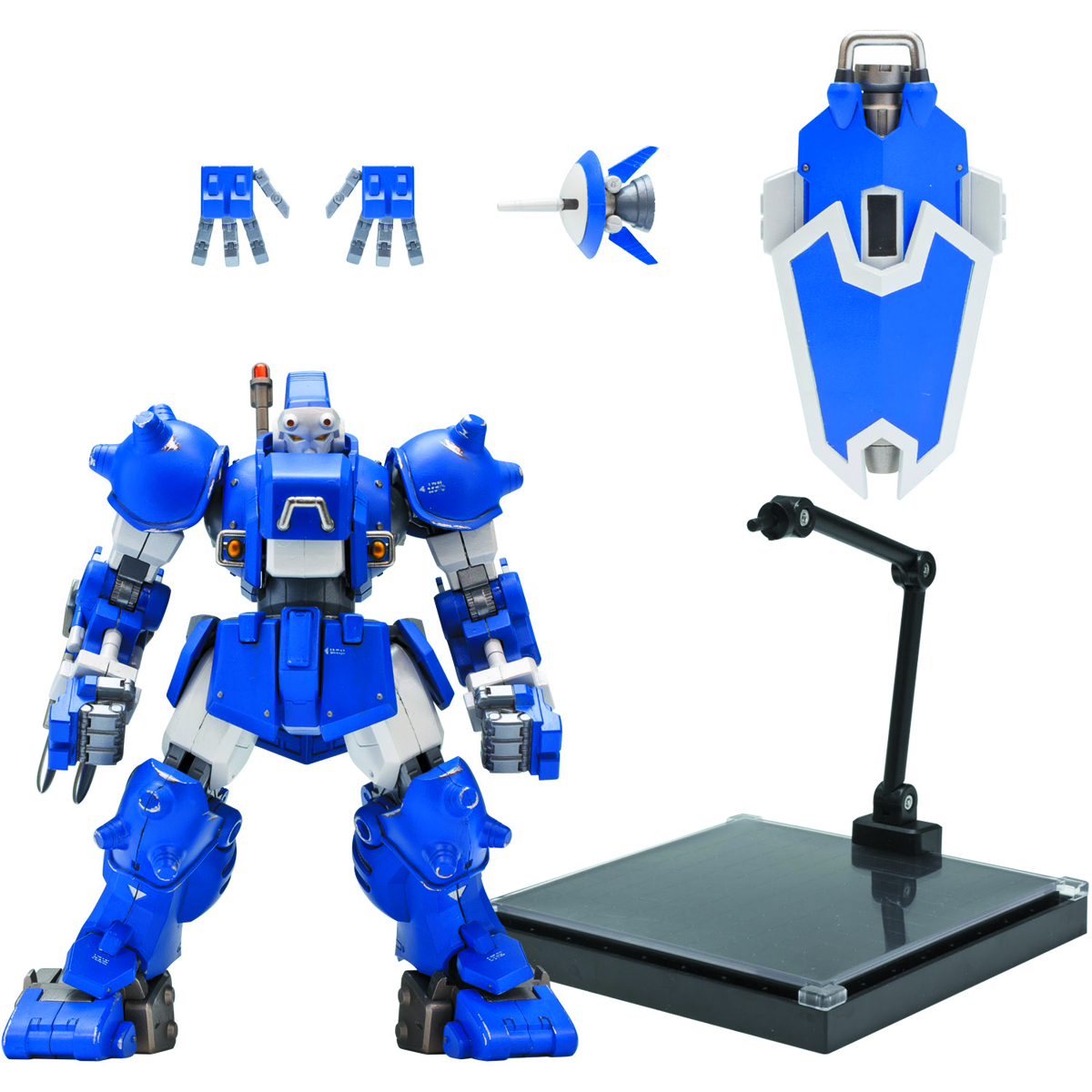 CYBERBOTS BLODIA RIOBOT BLUE VER