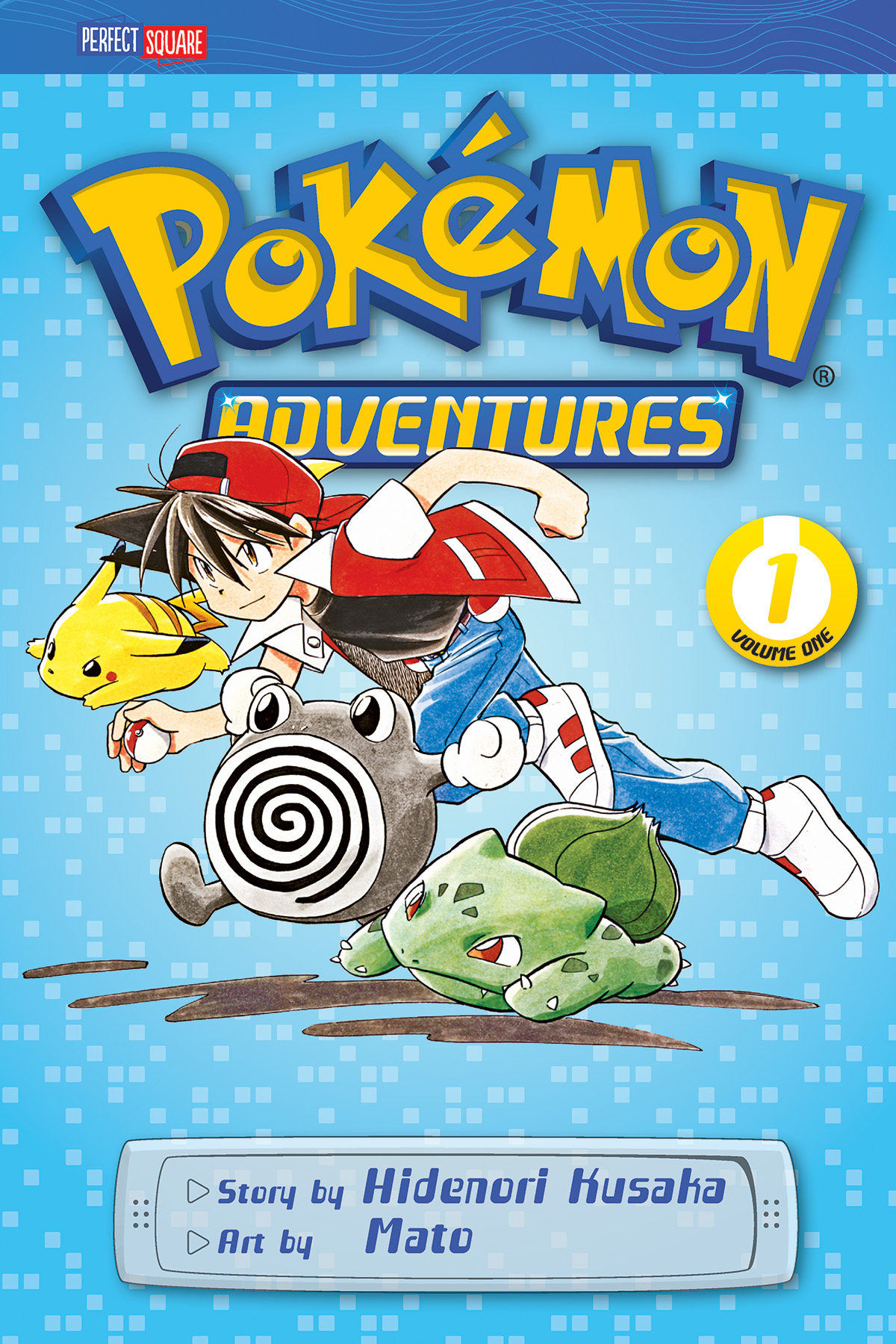 POKEMON ADVENTURES GN VOL 01 RED BLUE